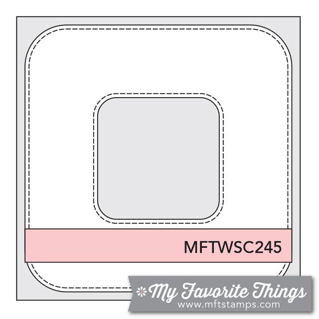 355 best MFT Card Sketches - Weekly Sketch Challenge images on - club membership card template