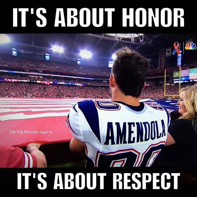 This is what it's all about!  #patriots