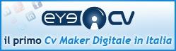 www.eyecv.it  il primo Cv Maker Digitale in Italia