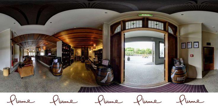 Plume Restaurant offers on site wine tasting of Runner Duck Estate Vineyard.