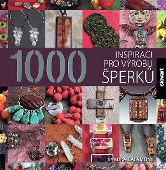 Kniha 1000 inspirací pro výrobu šperků | bux.cz