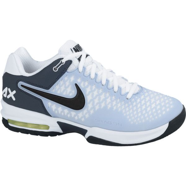 Nike Air Max Cage Women's Tennis Shoe (150 CAD) ❤ liked on Polyvore  featuring