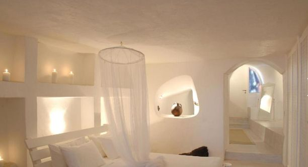 An example of Mykonos design style