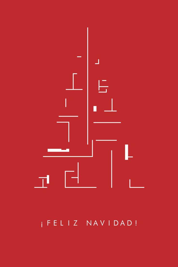 Imagen 3 de 28 de la galería de 27 postales navideñas diseñadas por nuestros lectores. Fernanda Ávila