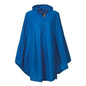Waterproof Poncho Blue