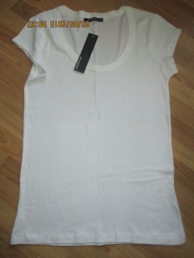 094f4633f Atmosphere White T-Shirt Size 18-BNWT#Shirt#White#Atmosphere ...