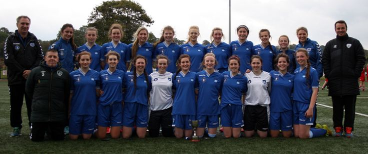 LWSSL: Nicole Bennett's late goal put the seal on the 2015 Munster Women's Under-18 Inter-League for Limerick FC / LWSSL as they defeated close rivals Cork WSSL 4-2 in the decider in Killarney last Sunday afternoon. Report: http://www.limerickfc.ie/lwssl-report-bennett-puts-seal-on-limericks-cup-success
