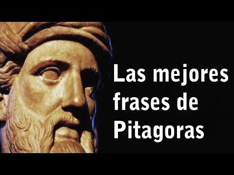 Frases mas famosas de pitagoras - Frases para mujeres