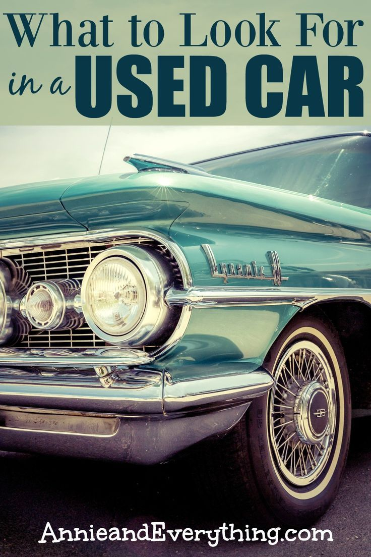 Trying to save money by buying a used car here s a great resource detailing what