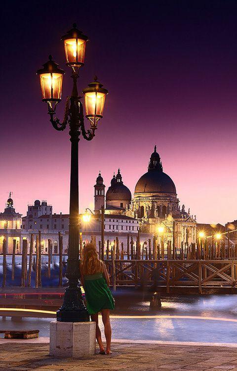 Santa Maria della Salute - Venice, Italy