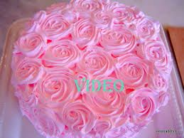 bolos decorados com chantilly - Pesquisa Google