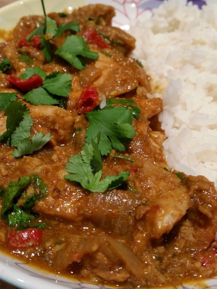 I love this curry!! It has fast become my favourite one to make and of course eat....  You can make it as spicy as you like, by adding mo...