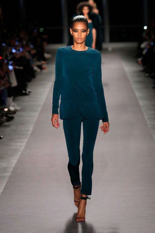 Nowadays, each season, Pantone Color Institute gathers and evaluates the top colors showcased by fashion designers at  New York Fashion week to create an accurate trend forecaster for the fashion and design industries.
