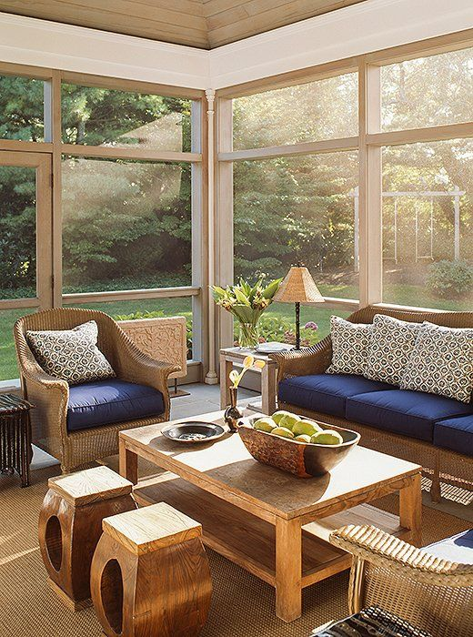 Lovely Sunroom Long island Ny