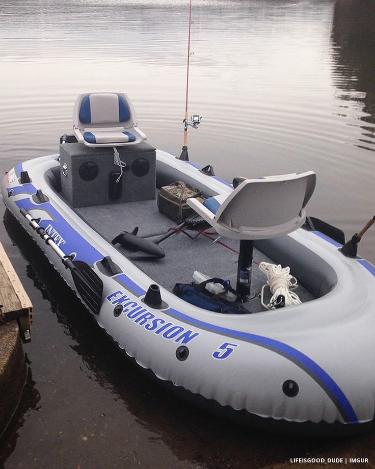 13 best images about inflatable boats on pinterest pump for Inflatable fishing pontoon