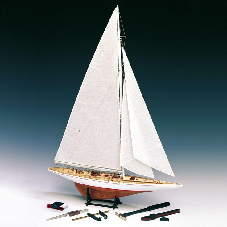 America's Cup - Amati Spa - Maquetas de barcos, miniaturas, herramientas de modelado