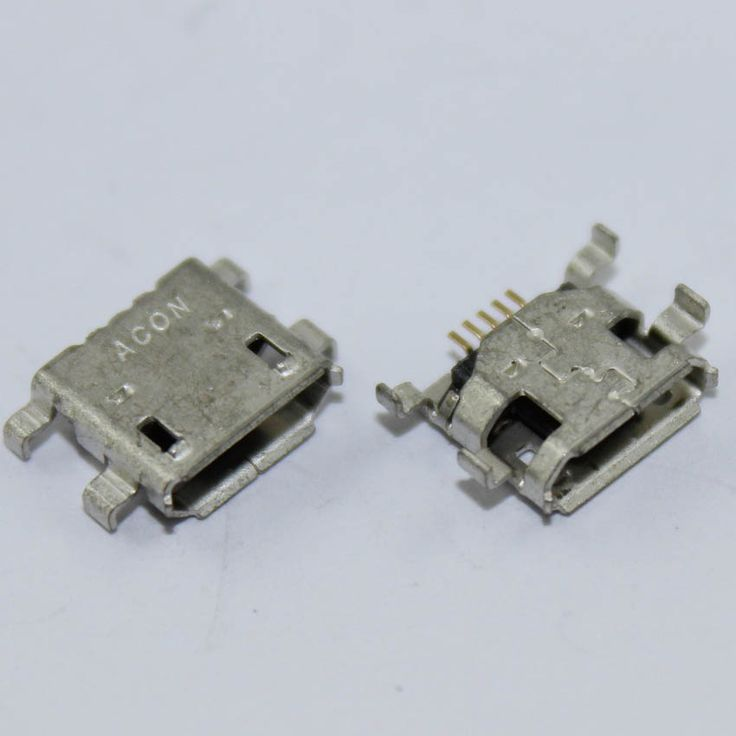 Micro Usb Jack Charging Socket For Huawei C8813 C8813q