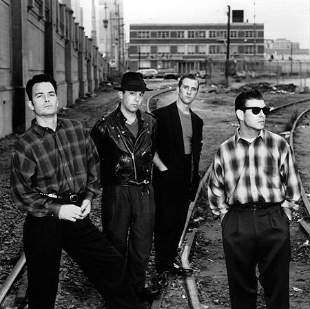 Social Distortion is an American punk rock band formed in 1978 in Fullerton, California.