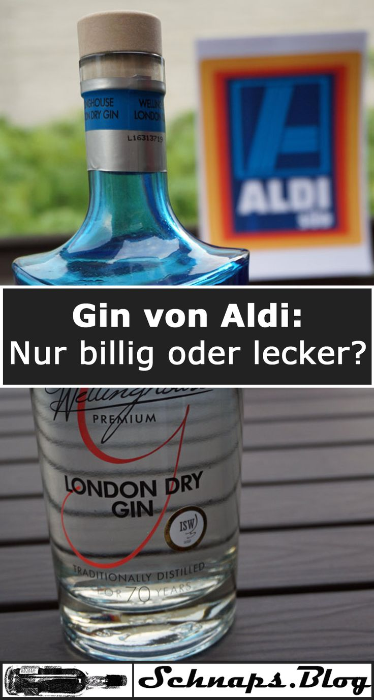 discounter gins im test aldi lidl penny und netto lecker oder billig bebidas. Black Bedroom Furniture Sets. Home Design Ideas