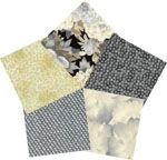 Imperial Collection, Midnight Garden Fat Quarter Gift Pack