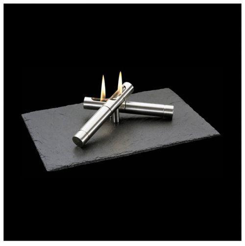Slate Tabletop Fireplace by Gido Wahrmann for Carl Mertens