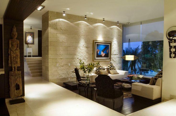 Casas desniveles interiores buscar con google for Que es decoracion del hogar