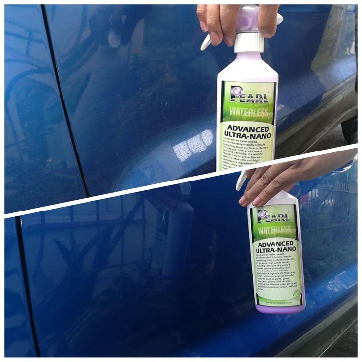 Advanced Ultra Nano Waterless, Car wash solutions