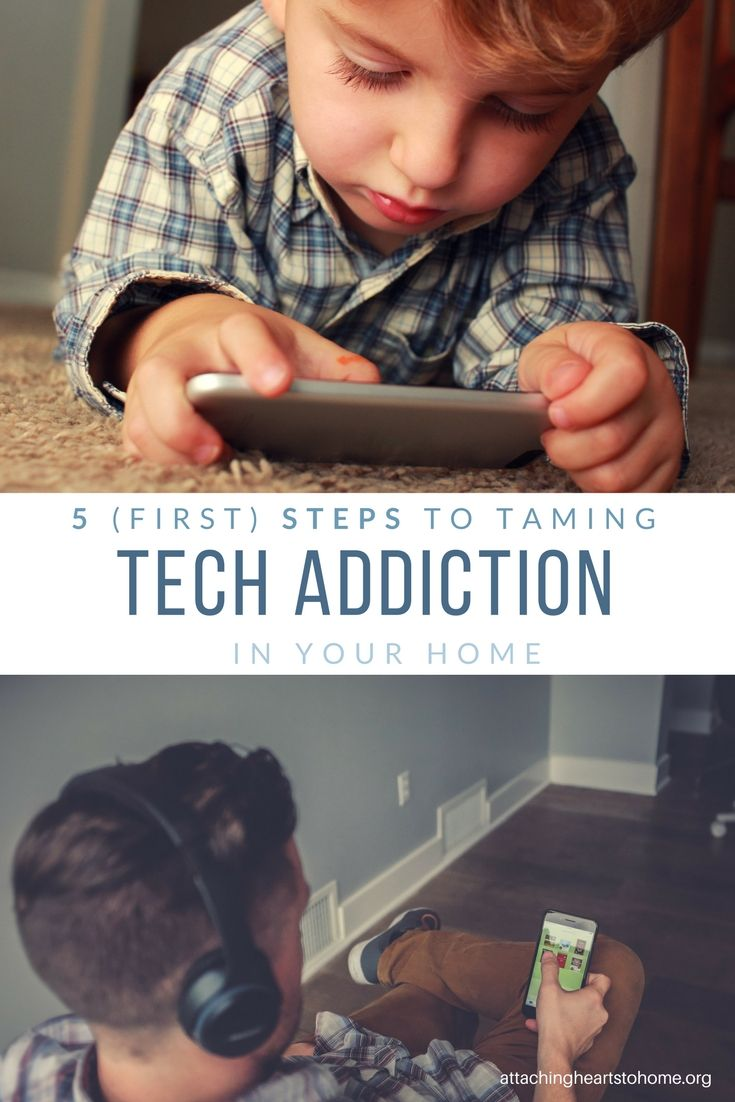 Too much screen time at your house? Finding it difficult to unplug your kids from their devices? Try these first steps