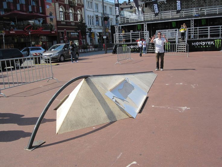 coolest skateboard obstacles | Caught in the Crossfire - Skateboarding news, features, skateboard ...
