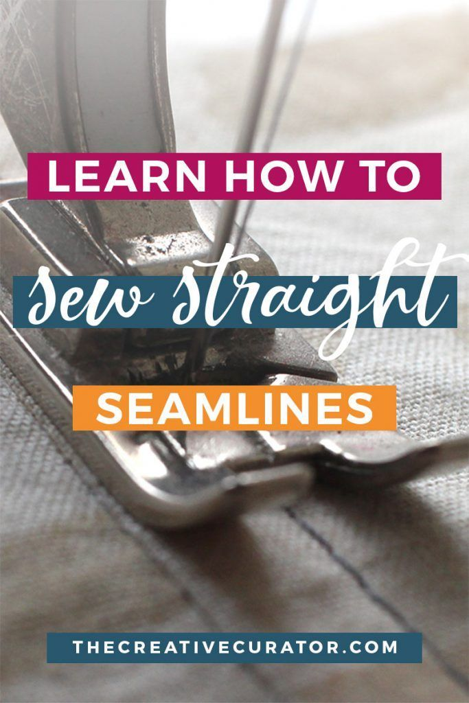 Do you struggle to sew straight lines? Would you like to learn how to sew straig…