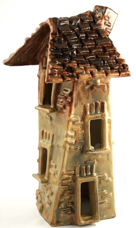 Birdhouse by Dave the Potter