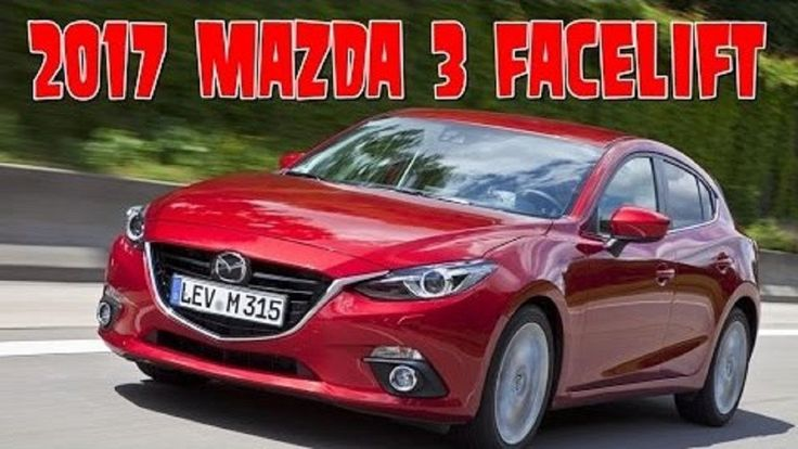 Overview of Drive, Interior and Exterior - 2017 Mazda 3 - Perfect Sedan