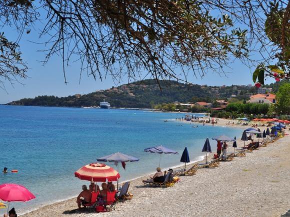 Aragia beach