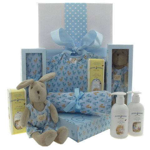 36 best corporate baby gift hampers images on pinterest baby just ducky baby boys hamper negle Images