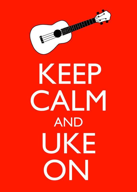 133 best wailuku ukulele images on pinterest music ed guitars and keep calm and uke on 5x7 ukulele wall art fandeluxe Image collections