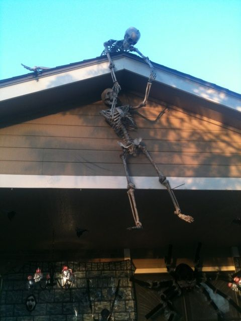 Outdoor Halloween Decorations | Official 2011 OUTDOOR decorations thread - Page…