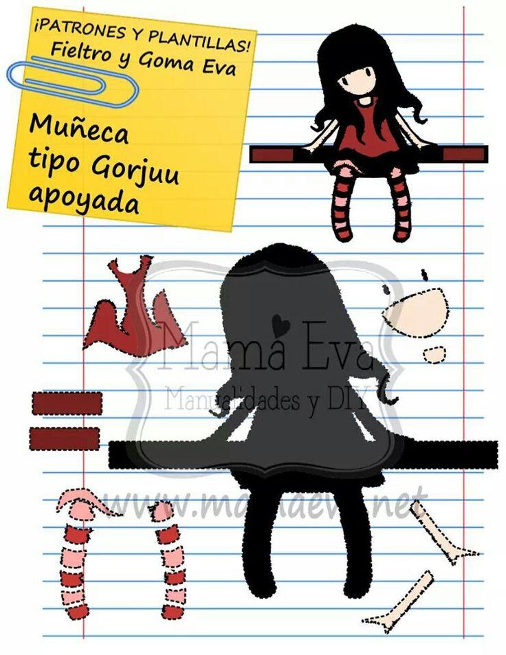 Más muñecas en la sección nueva en mamaeva.net