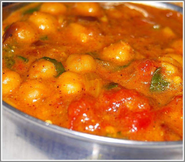 Chana Masala.  My favorite recipe. #vegan #chanamasala