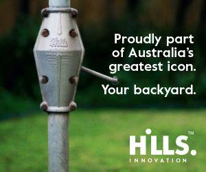 Hills Hoist since 1945!