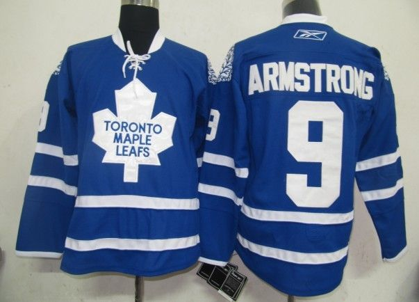 ... 32.00 NHL Jerseys Toronto Maple Leafs Colby Armstrong 9 Blue ... a51fabd3c