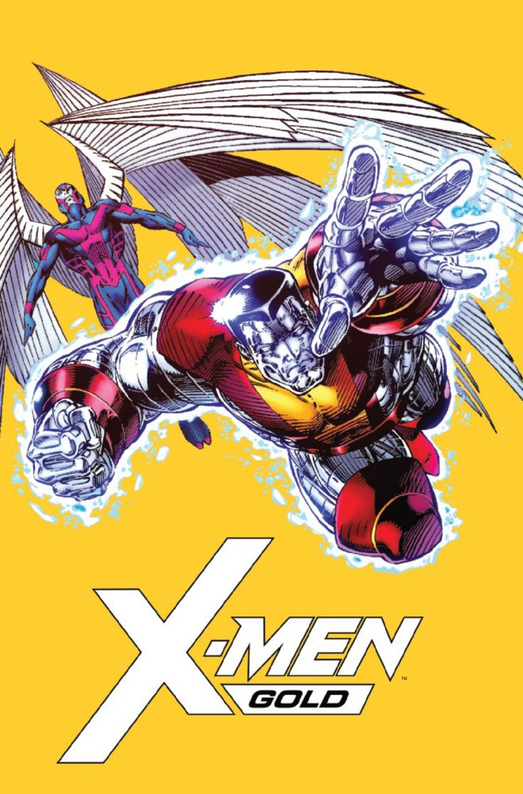 X-Men: Gold #1 Jim Lee Remastered Cover Variant 1:1000.  Click the pic and find out more...