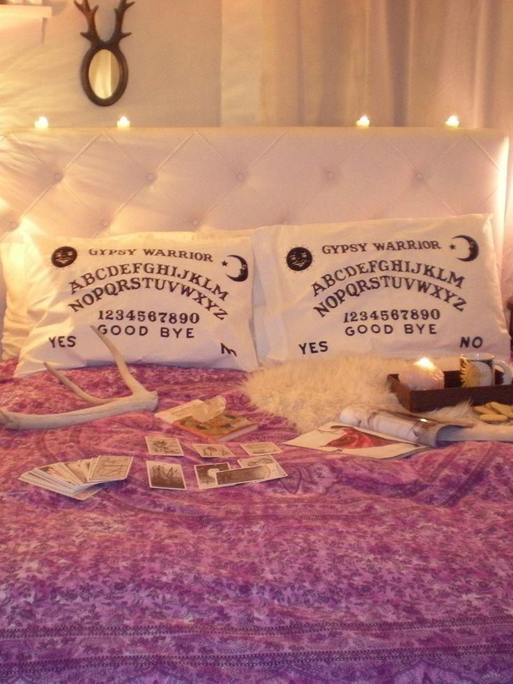 Spirit Board Pillow Case Set - Gypsy Warrior