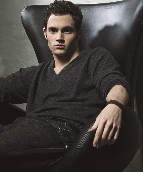 Penn Badgley- thought he was sexy in John Tucker Must Die, think he's sexy now :)