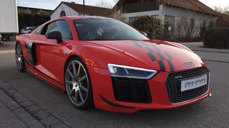 New Audi R8 V10 Plus by MTM