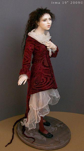 обрамляющие лицо куклы татьяны баевой фото могут