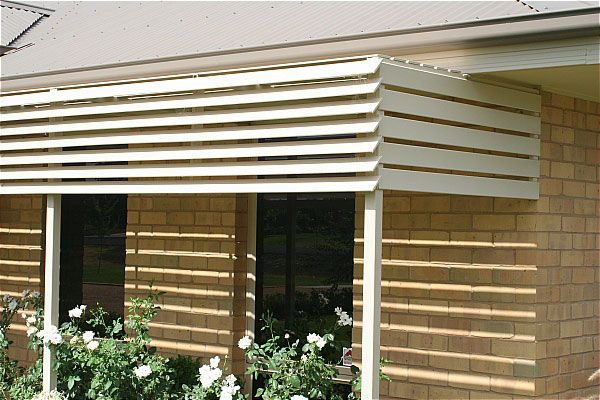 timber awnings - Google Search