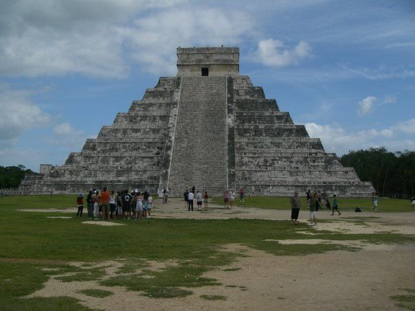 Chichen Itza - I didn't want to leave! Stunning!!