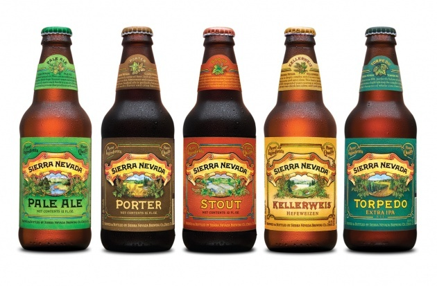 Auston Design Group | Sierra Nevada Beers
