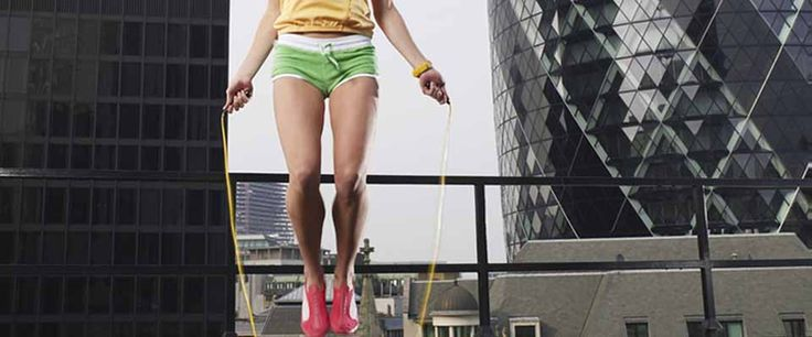 3 awesome video workouts that are with a Jump Rope!