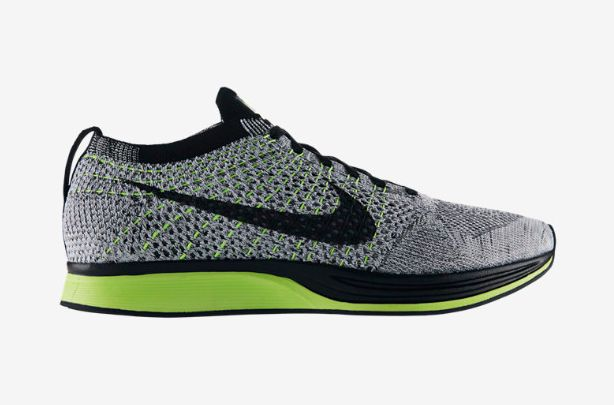 Nike Flyknit Racer Black Volt Available Now   Kix and the City  Kix and the City